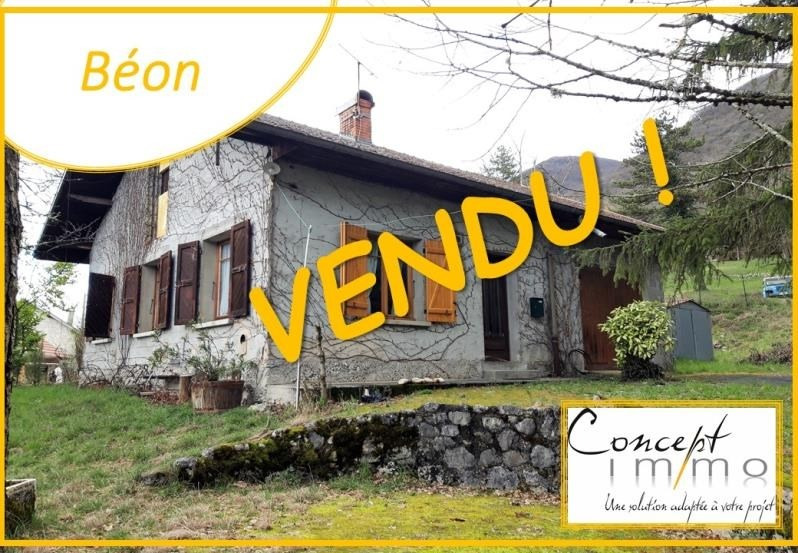 Vente maison / villa Culoz 130 000€ - Photo 1