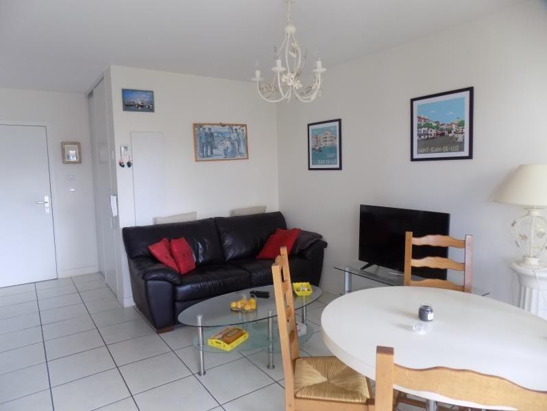 Sale apartment Ciboure 248000€ - Picture 3