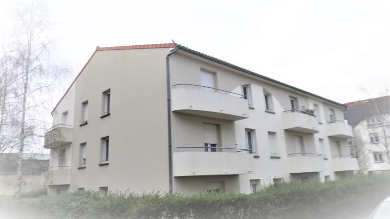 Vente appartement Poitiers 90000€ - Photo 1