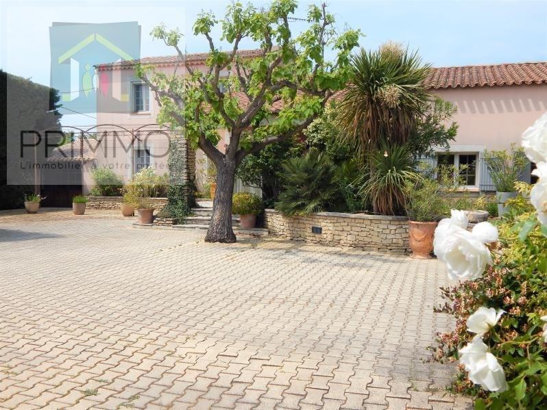Vente de prestige maison / villa Cavaillon 630000€ - Photo 6