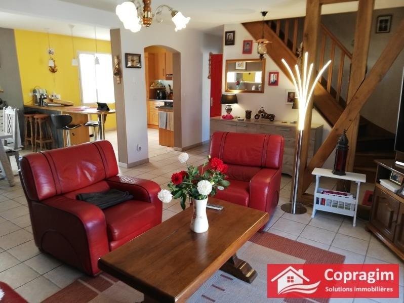 Sale house / villa Vinneuf 267500€ - Picture 5