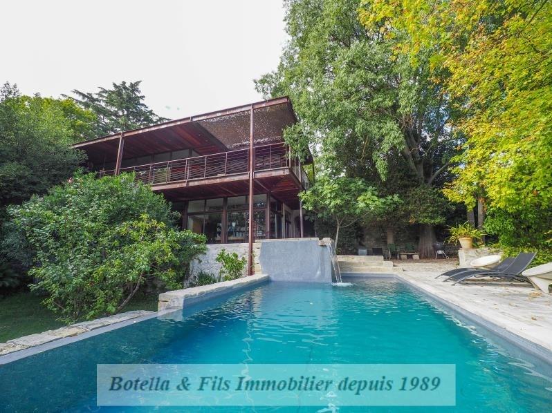 Vente de prestige maison / villa Uzes 3180000€ - Photo 1