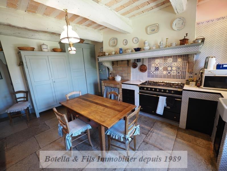 Vente de prestige maison / villa Uzes 1260000€ - Photo 6
