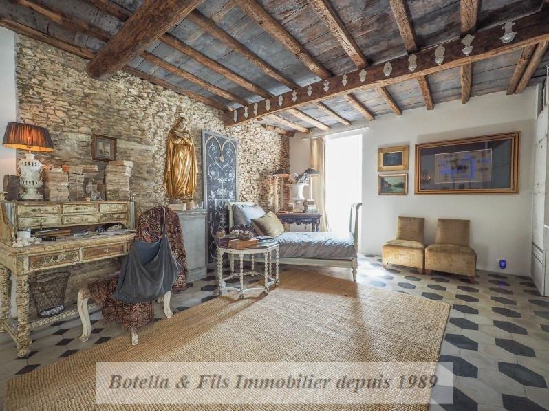 Immobile residenziali di prestigio casa Uzes 1580000€ - Fotografia 11