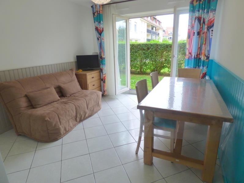 Venta  apartamento Villers sur mer 97000€ - Fotografía 2