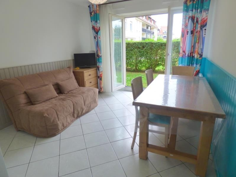 Vendita appartamento Villers sur mer 97000€ - Fotografia 2