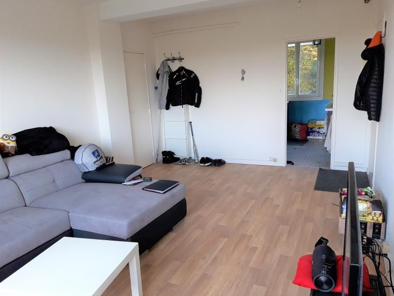 Sale apartment Poitiers 95 000€ - Picture 2