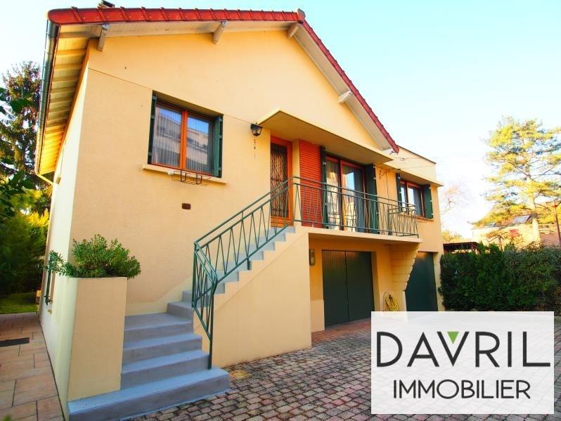 Sale house / villa Eragny 399000€ - Picture 1