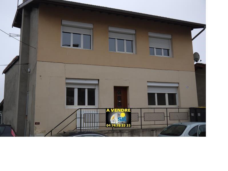 Maison de village LOIRE SUR Rhône - 4 pièce (s) - 78 m²