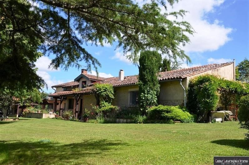 Deluxe sale house / villa Vendine 710 000€ - Picture 1