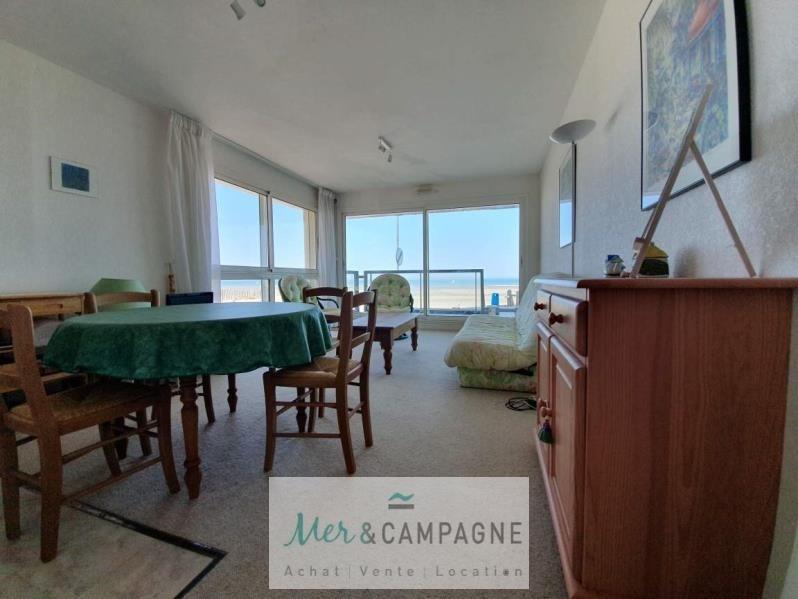 Vente appartement Fort mahon plage 212000€ - Photo 1