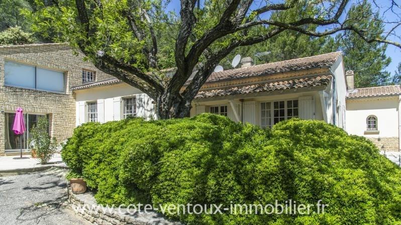 Sale house / villa Sarrians 420000€ - Picture 4