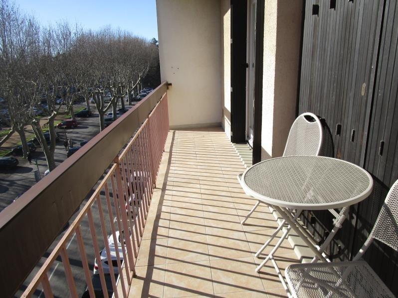 Vente appartement Carcassonne 89500€ - Photo 1