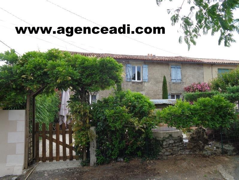 Vente maison / villa Fomperron 115500€ - Photo 1