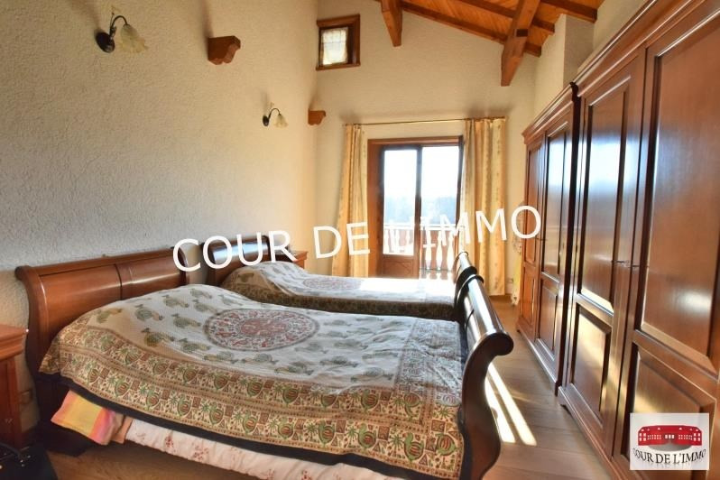 Sale house / villa Burdignin 385 000€ - Picture 7