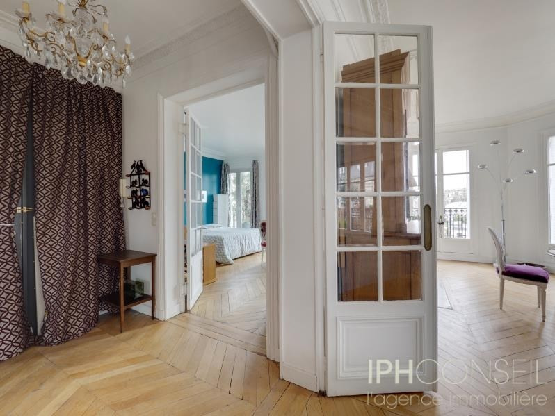 Deluxe sale apartment Paris 16ème 1 760 000€ - Picture 9