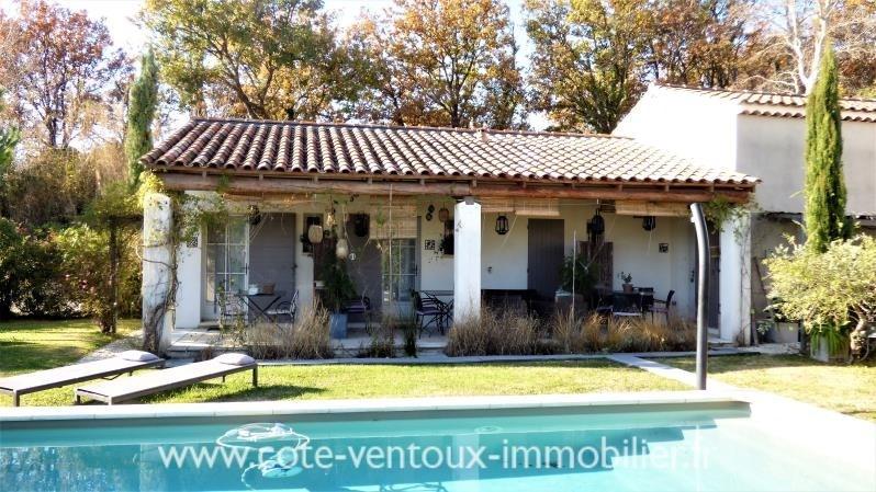 Vente de prestige maison / villa Aubignan 837000€ - Photo 10