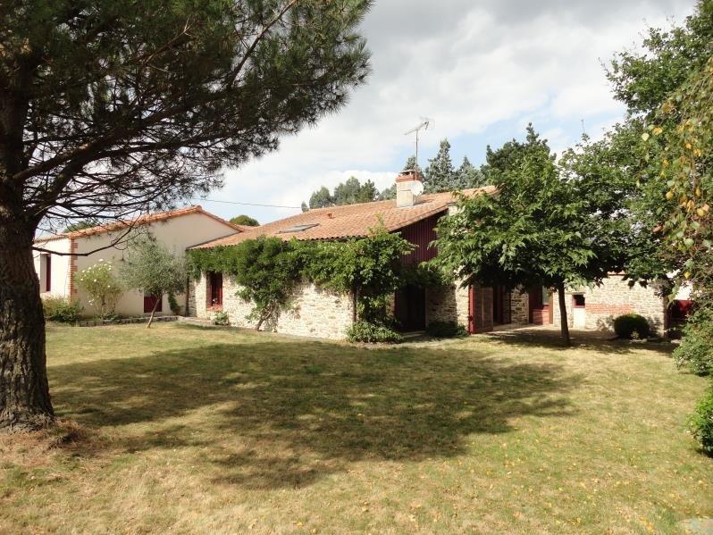 Vente maison / villa La bernardiere 269500€ - Photo 1