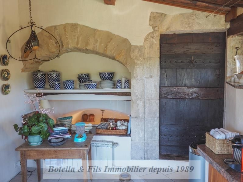 Immobile residenziali di prestigio casa Uzes 1100000€ - Fotografia 15
