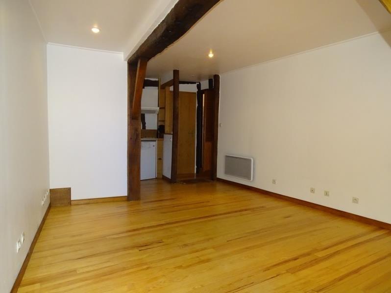 Sale apartment Senlis 99000€ - Picture 1