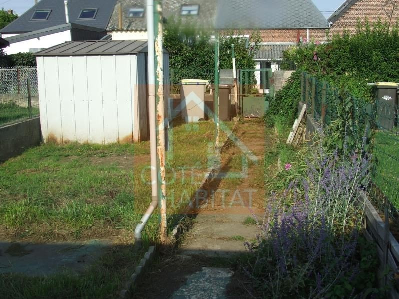 Investment property house / villa Aulnoye aymeries 54 990€ - Picture 2
