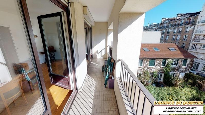 Venta  apartamento Boulogne billancourt 540000€ - Fotografía 4