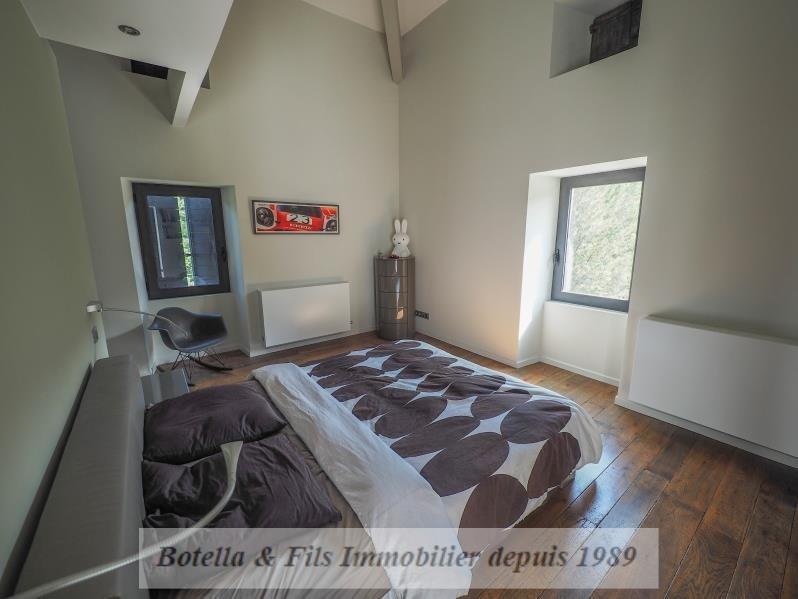Immobile residenziali di prestigio casa Barjac 795000€ - Fotografia 12