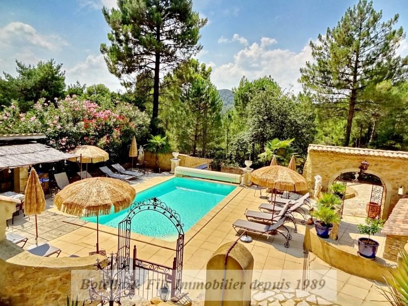 Deluxe sale house / villa Uzes 1 265 000€ - Picture 15