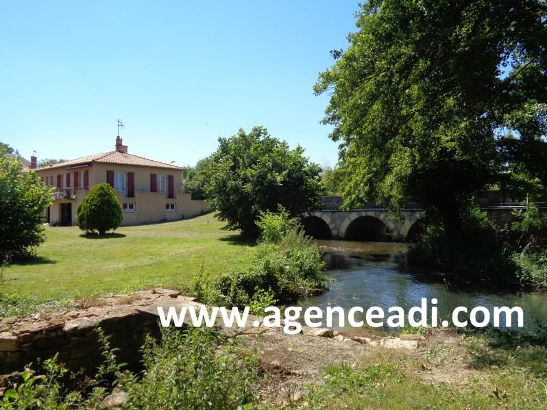Vente maison / villa La mothe st heray 136000€ - Photo 1