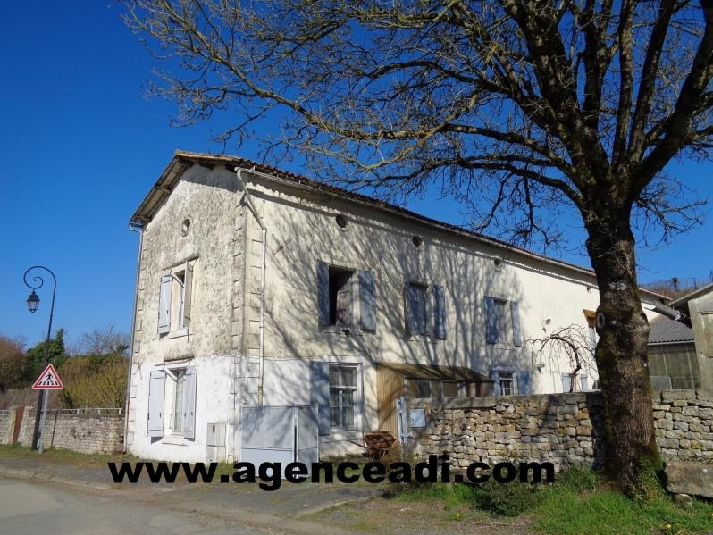Vente maison / villa Exoudun 64 800€ - Photo 1
