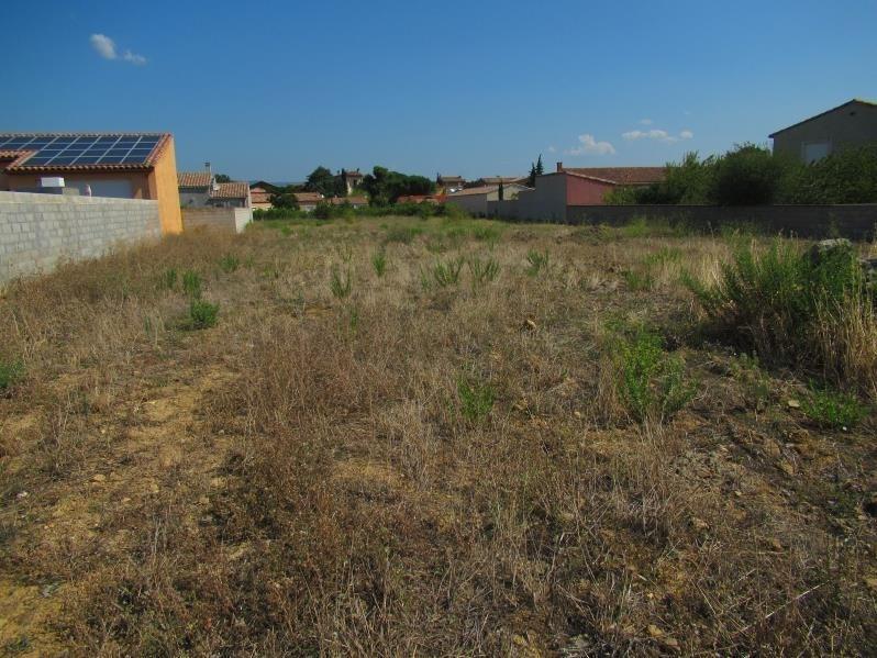 Vente terrain Peyriac minervois 75000€ - Photo 1