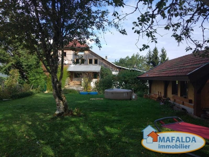 Sale house / villa Mont saxonnex 418 000€ - Picture 6