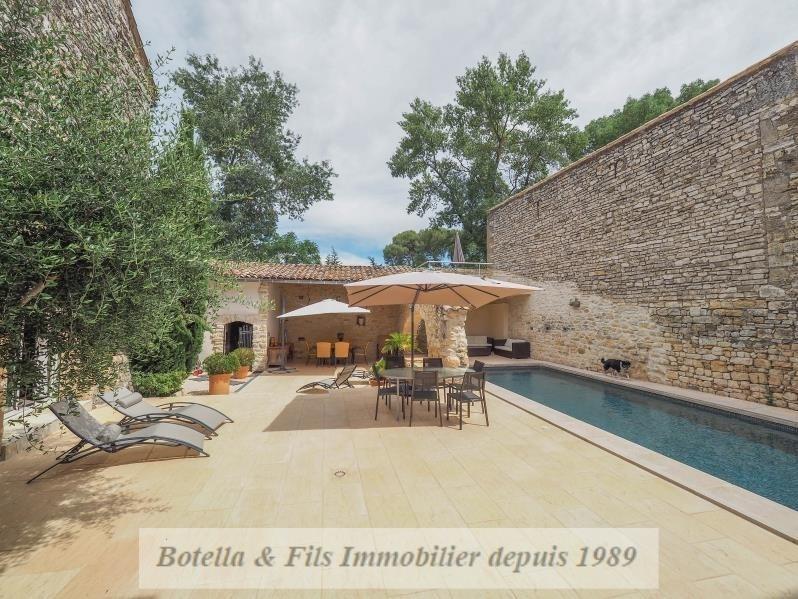 Deluxe sale house / villa Uzes 950000€ - Picture 3
