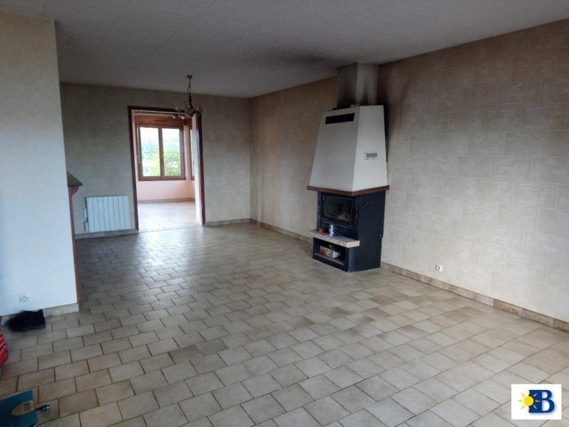 Vente maison / villa Naintre 107000€ - Photo 2