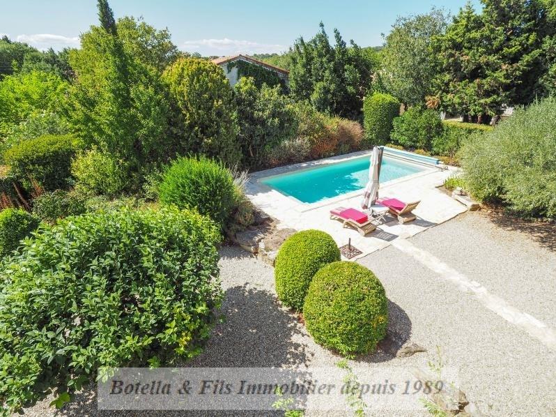 Immobile residenziali di prestigio casa Uzes 595000€ - Fotografia 2