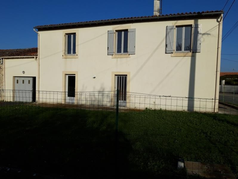 Vente maison / villa Fors 107000€ - Photo 1
