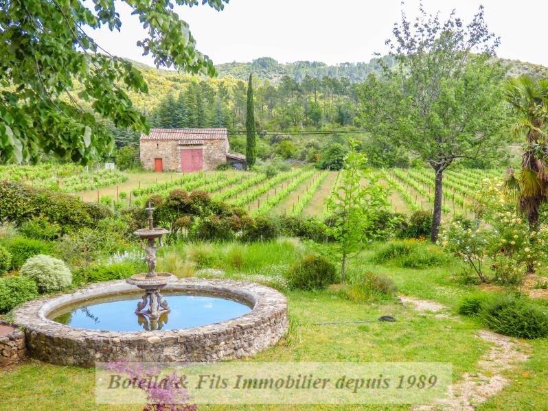 Verkoop van prestige  huis Anduze 1352000€ - Foto 6