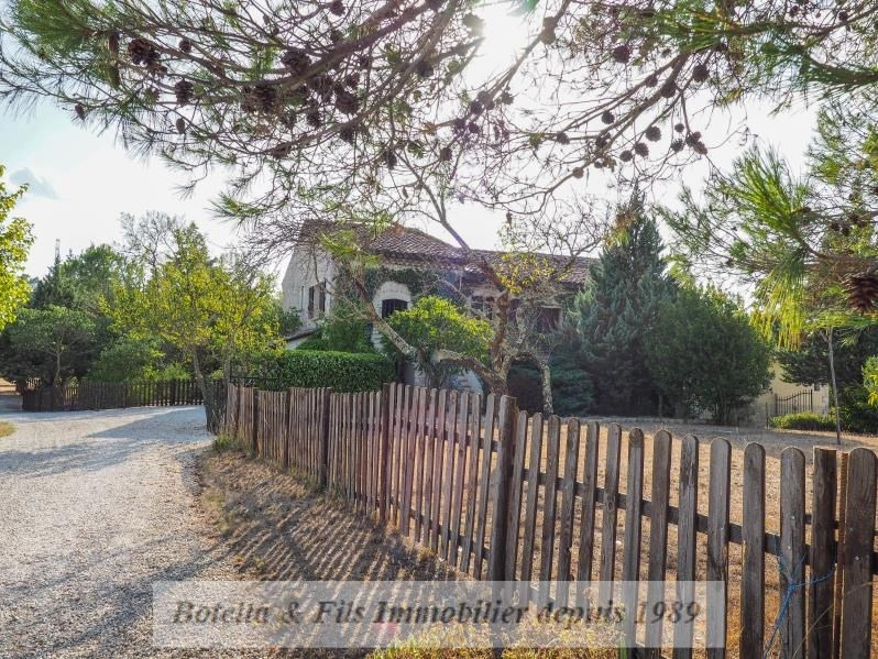 Immobile residenziali di prestigio casa Uzes 658000€ - Fotografia 4