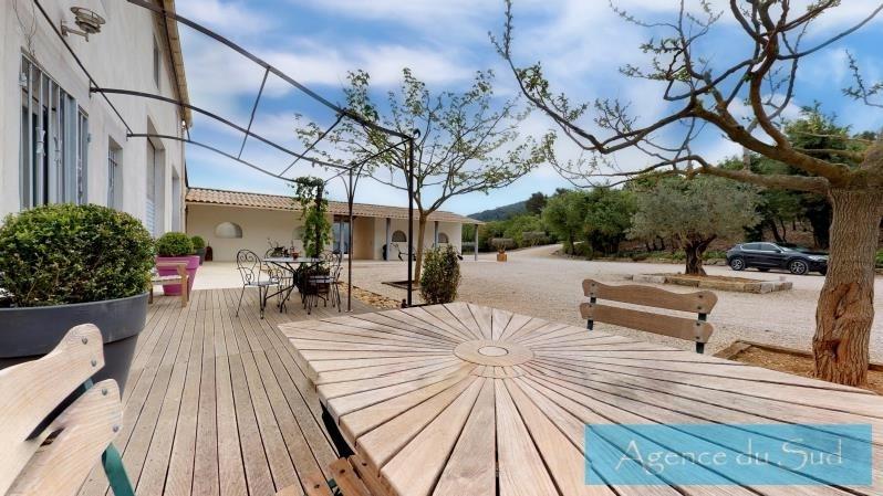 Vente de prestige maison / villa Cuges les pins 1299000€ - Photo 7