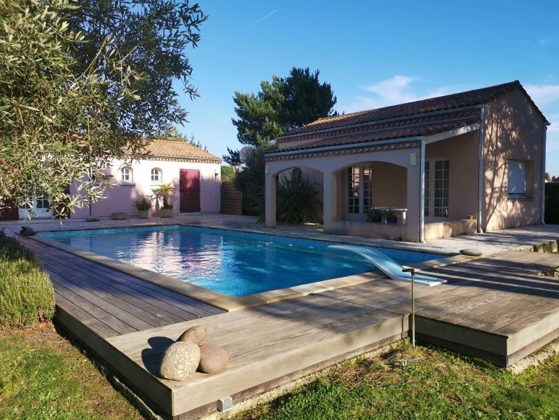 Sale house / villa La lande de fronsac 368500€ - Picture 3
