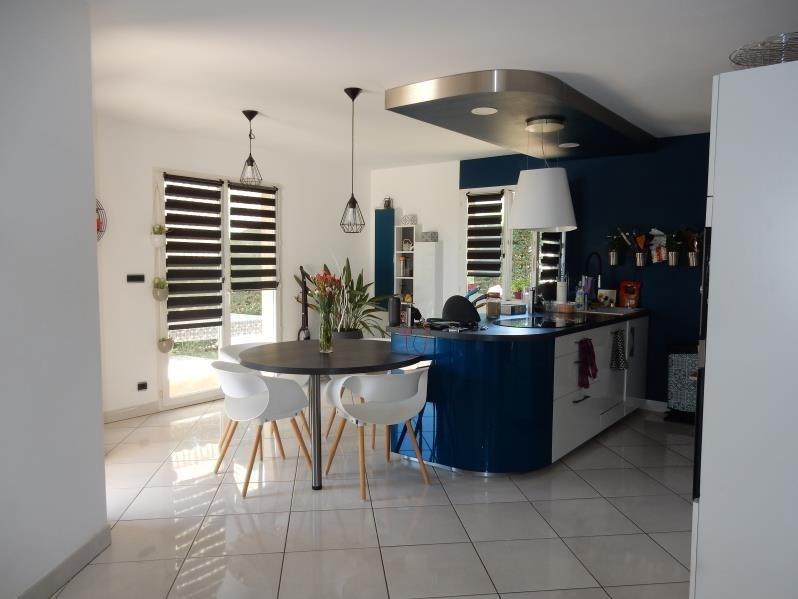 Vente maison / villa St maurice l exil 267000€ - Photo 5