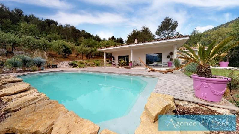 Vente de prestige maison / villa Cuges les pins 1299000€ - Photo 1