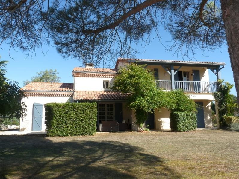 Sale house / villa Laroque timbaut 381 000€ - Picture 1