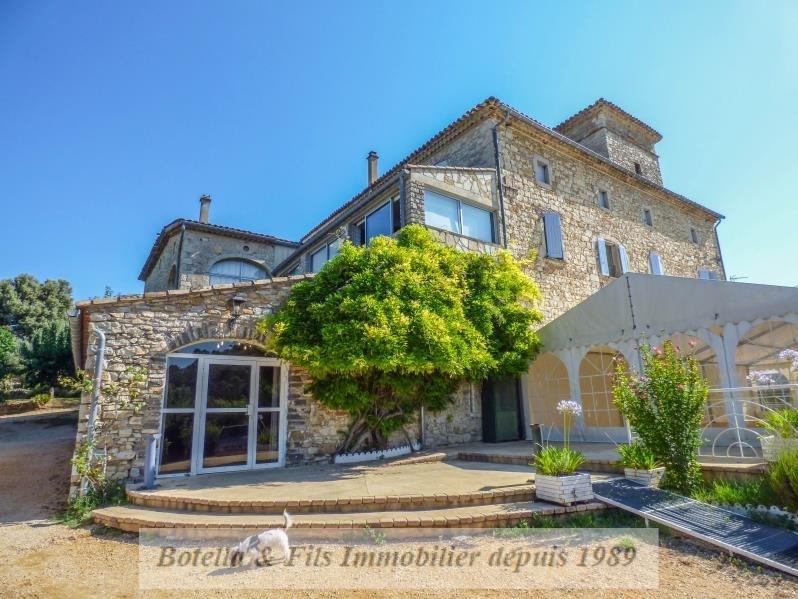 Verkoop van prestige  huis Uzes 2940000€ - Foto 6