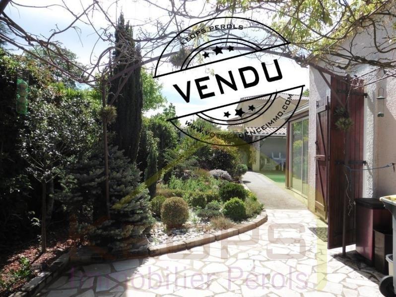 Sale house / villa St aunes 413000€ - Picture 2