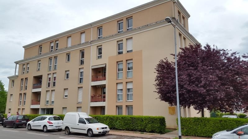 Sale apartment Dijon 99000€ - Picture 1