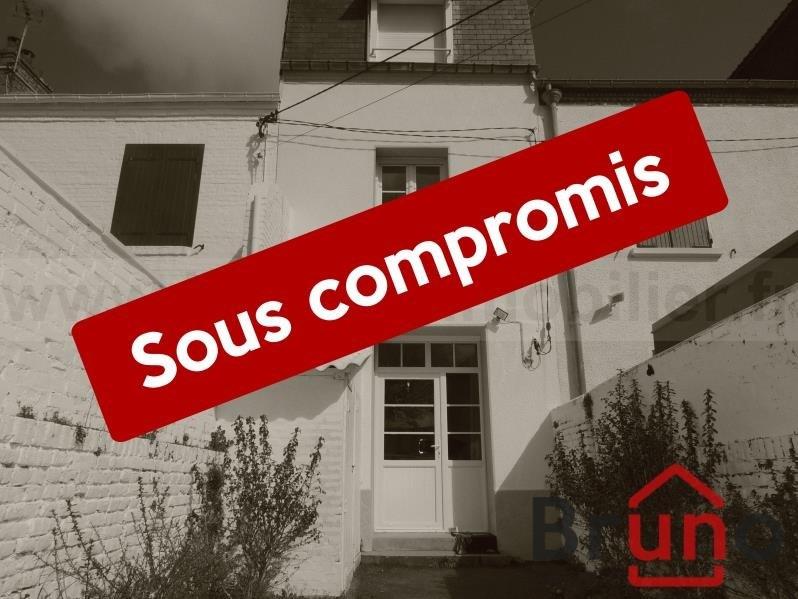 Vendita casa Le crotoy 160900€ - Fotografia 1