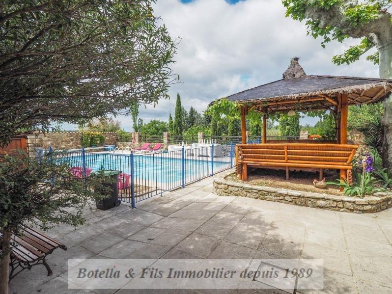 Immobile residenziali di prestigio casa Uzes 1055000€ - Fotografia 3