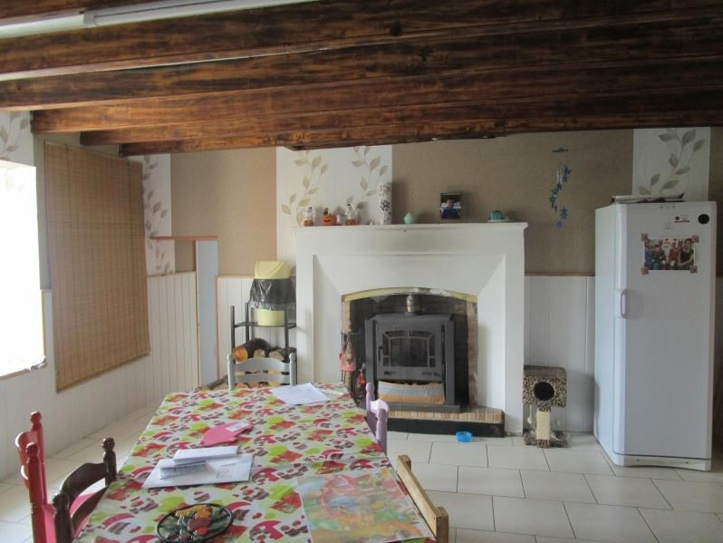 Vente maison / villa Exireuil 84 000€ - Photo 3