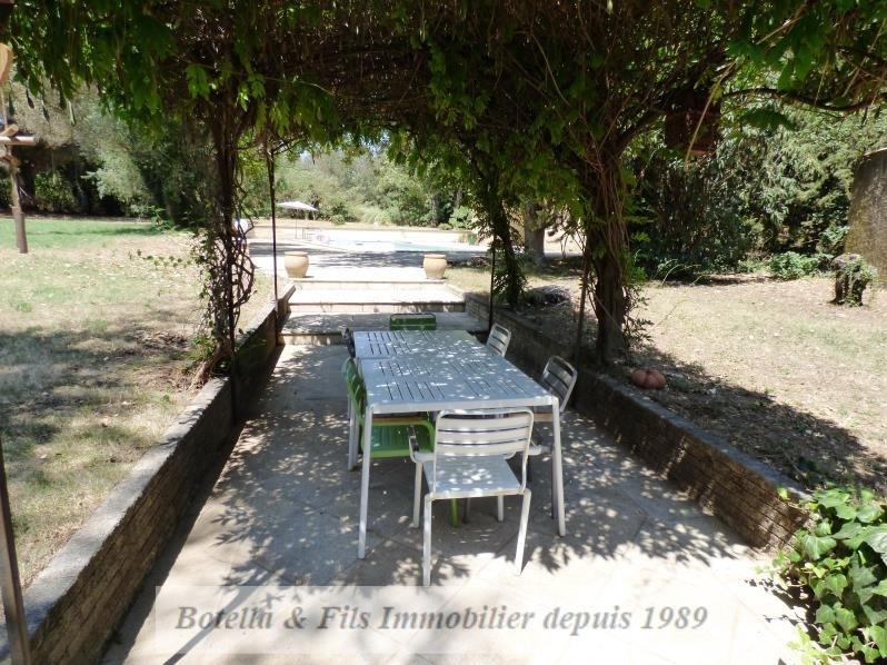 Vente de prestige maison / villa Vers pont du gard 694000€ - Photo 2